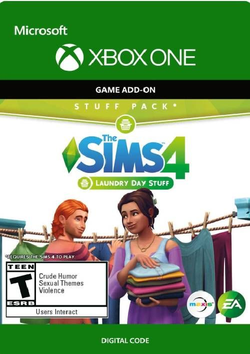The Sims 4: Laundry Day Stuff Xbox One