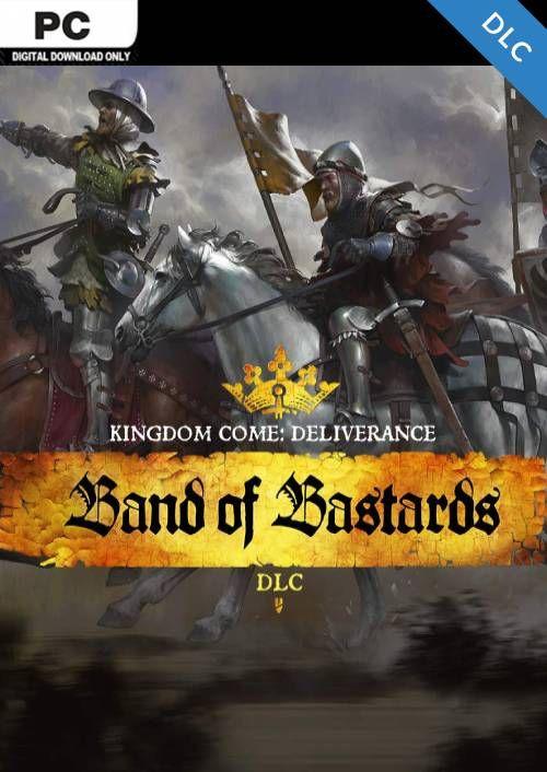 Kingdom Come Deliverance PC – Band of Bastards DLC