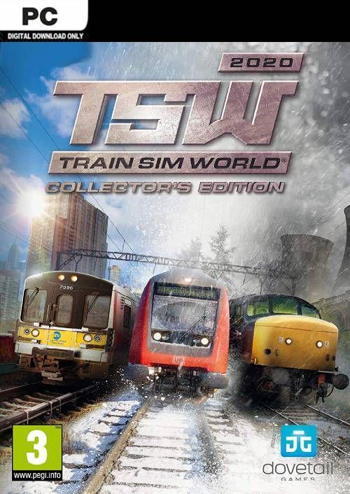 Train Sim World 2020 - Collector's Edition PC