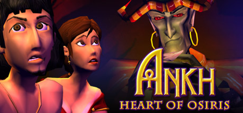 Ankh 2 Heart of Osiris PC