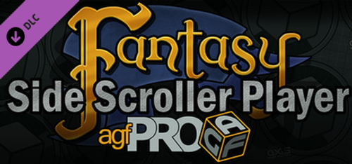 Axis Game Factory's AGFPRO Fantasy SideScroller Player PC