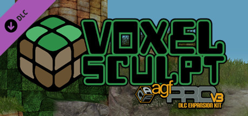 Axis Game Factory's AGFPRO Voxel Sculpt DLC PC