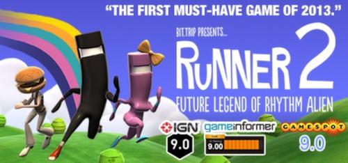 BIT.TRIP Presents... Runner2 Future Legend of Rhythm Alien PC