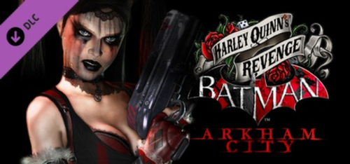 Batman Arkham City Harley Quinn's Revenge PC