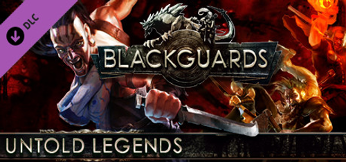 Blackguards Untold Legends PC