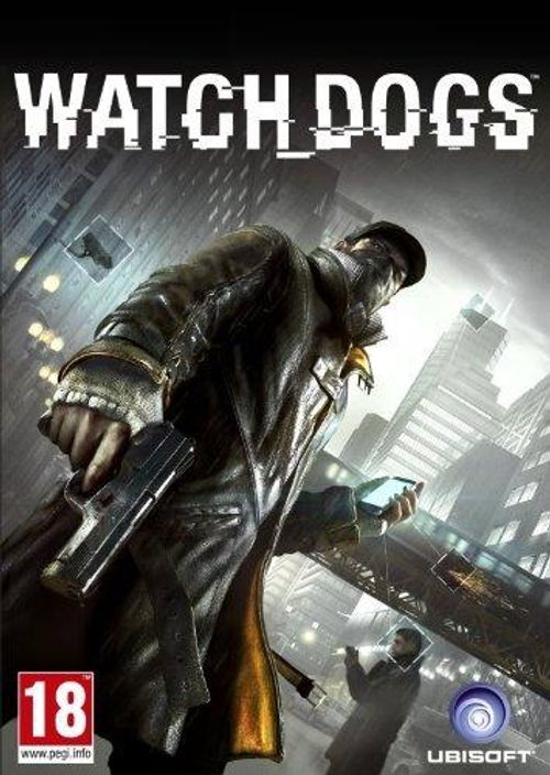 Watch Dogs Digital Deluxe Edition (PC)