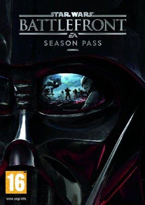 Star Wars Battlefront Season Pass PC Code