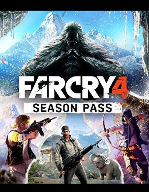 Far Cry 4 Season Pass PC