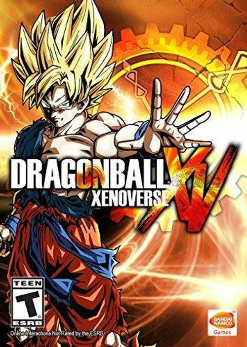 DRAGON BALL XENOVERSE Download (PC)