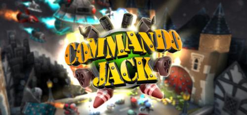 Commando Jack PC