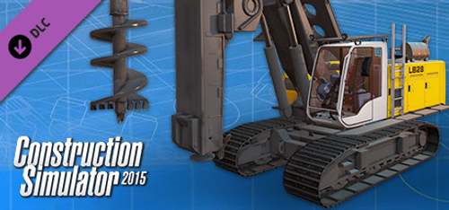 Construction Simulator 2015 Liebherr LB 28 PC