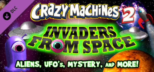 Crazy Machines 2 Invaders from Space PC