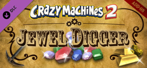 Crazy Machines 2 Jewel Digger DLC PC