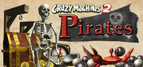 Crazy Machines 2 Pirates PC