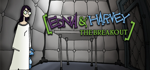 Edna & Harvey The Breakout PC
