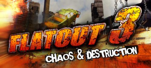 Flatout 3 Chaos & Destruction PC