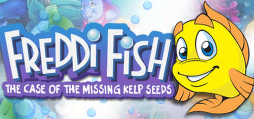 Freddi Fish and the Case of the Missing Kelp Seeds PC