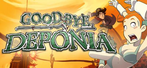 Goodbye Deponia PC