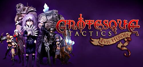 Grotesque Tactics Evil Heroes PC
