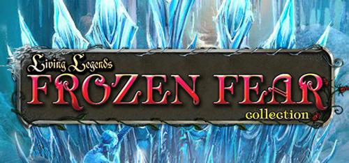 Living Legends The Frozen Fear Collection PC