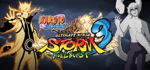 NARUTO SHIPPUDEN Ultimate Ninja STORM 3 Full Burst HD PC