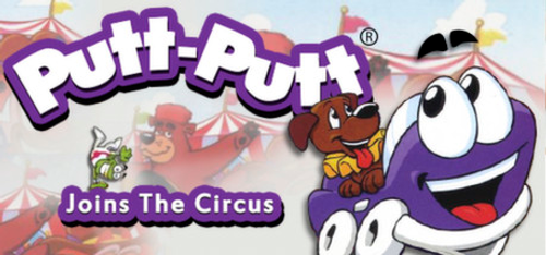 PuttPutt Joins the Circus PC