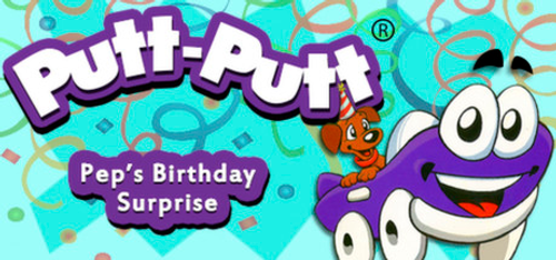 PuttPutt Pep's Birthday Surprise PC