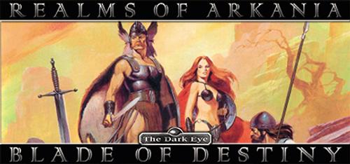 Realms of Arkania 1 Blade of Destiny Classic PC