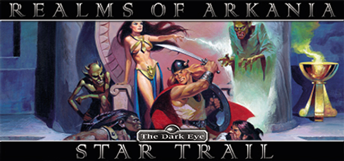 Realms of Arkania 2 Star Trail Classic PC