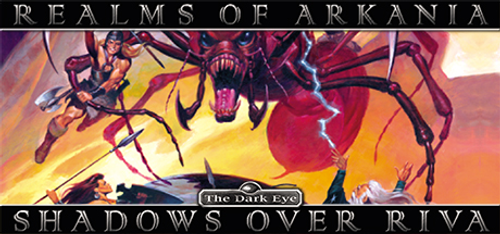 Realms of Arkania 3 Shadows over Riva Classic PC