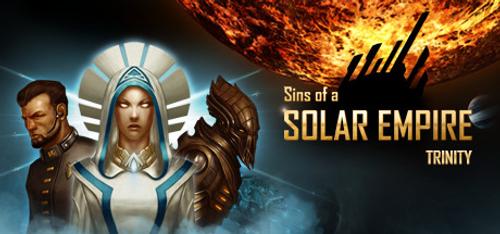 Sins of a Solar Empire Trinity PC