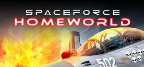 Spaceforce Homeworld PC