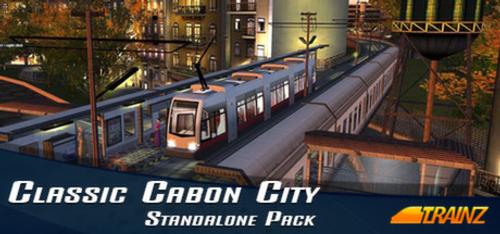 Trainz Classic Cabon City PC