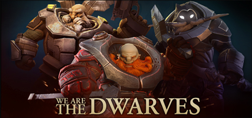 We Are The Dwarves PC