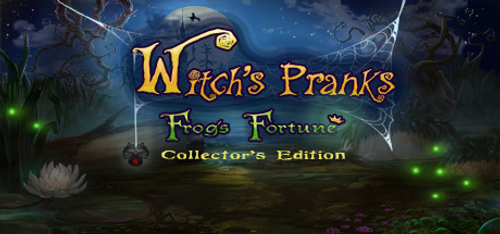 Witch's Pranks Frog's Fortune Collector's Edition PC