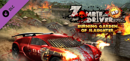 Zombie Driver HD Burning Garden of Slaughter PC