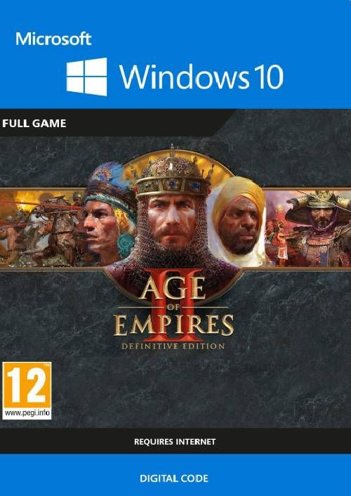 Age of Empires II 2: Definitive Edition - Windows 10 PC