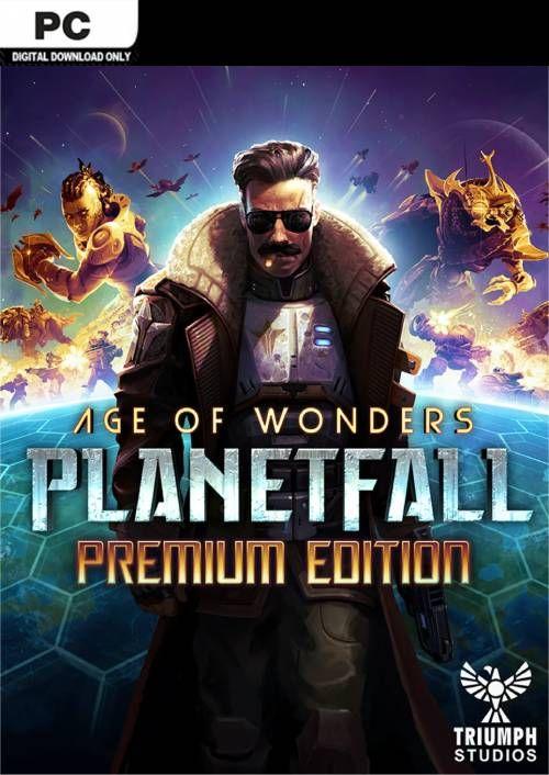 Age of Wonders Planetfall Premium Edition PC + DLC