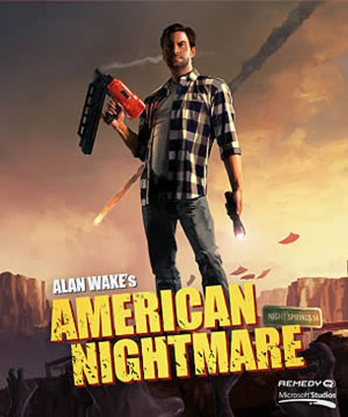 Alan Wake's American Nightmare Xbox One / 360