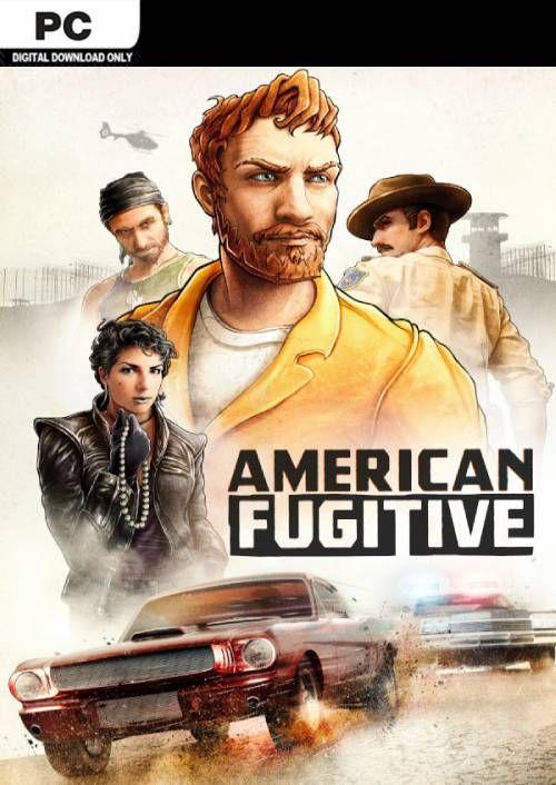 American Fugitive PC