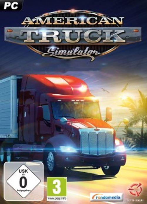 American Truck Simulator PC CD Key - cdkeys.com