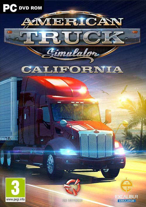 American Truck Simulator : California Starter Pack PC