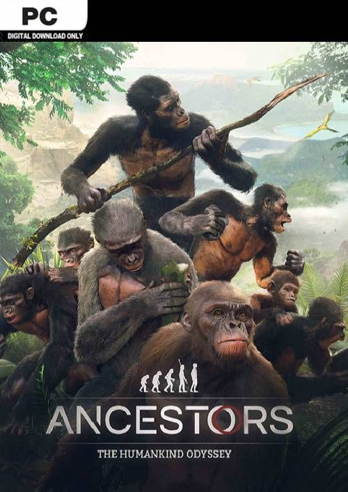 Ancestors: The Humankind Odyssey PC (EU) (Steam)