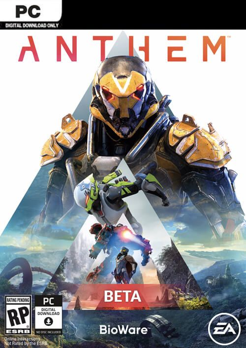 Anthem VIP Demo PC