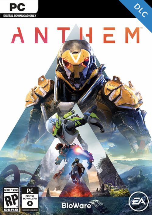 Anthem PC DLC