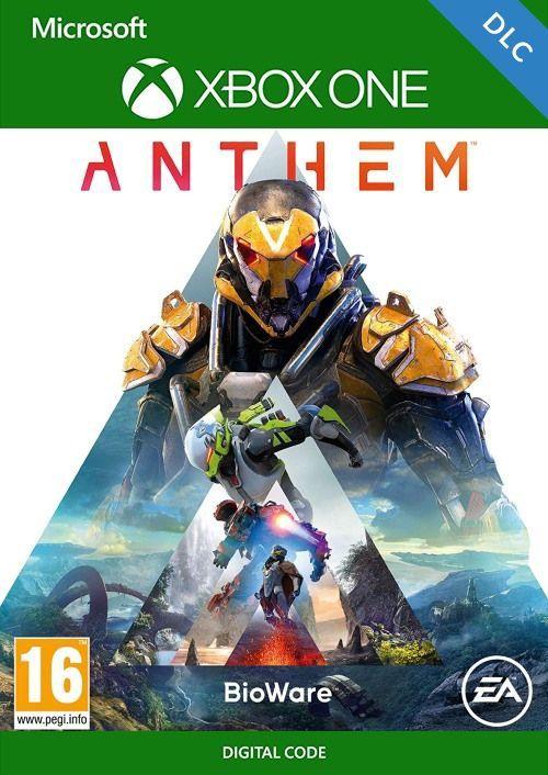 Anthem Xbox One DLC