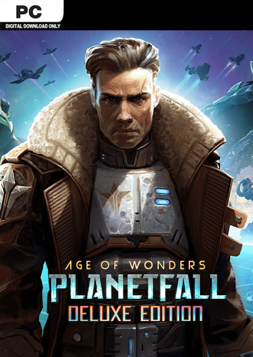 Age of Wonders Planetfall Deluxe Edition PC