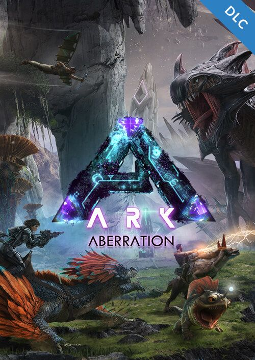 ARK Survival Evolved PC - Aberration DLC