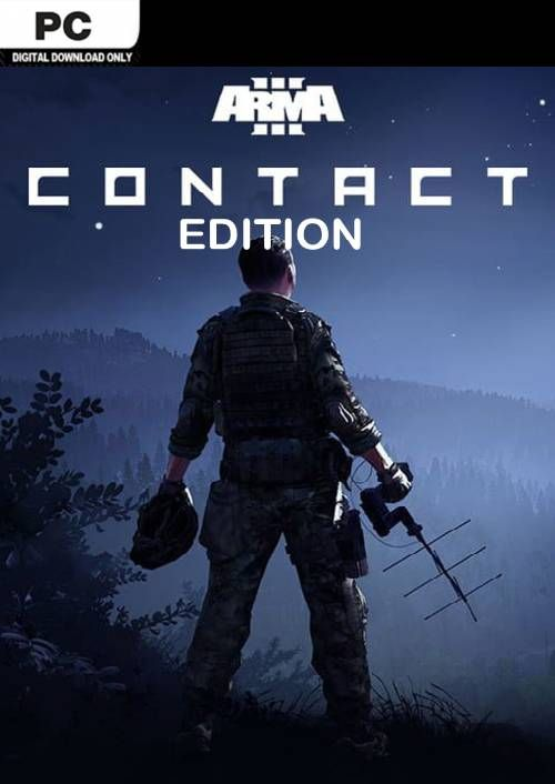 Arma 3 Contact Edition PC (EU)