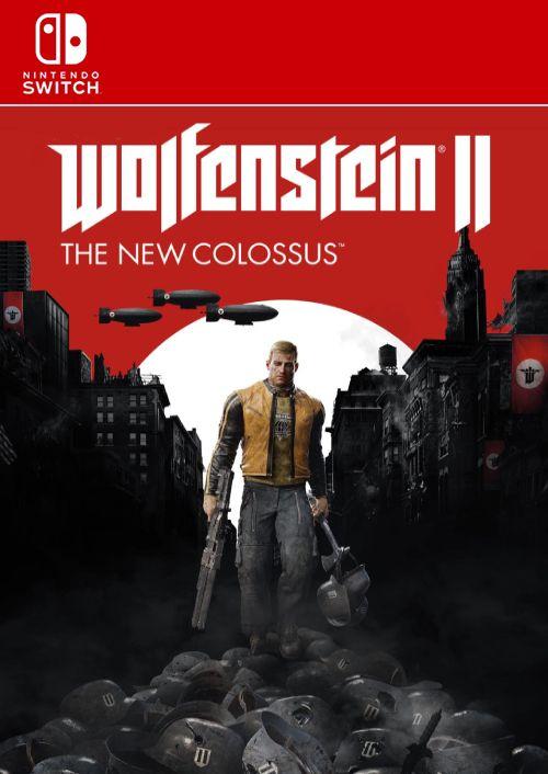 Wolfenstein II 2: The New Colossus Switch
